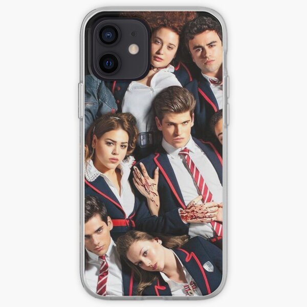 Elite Netflix series iPhone Soft Case