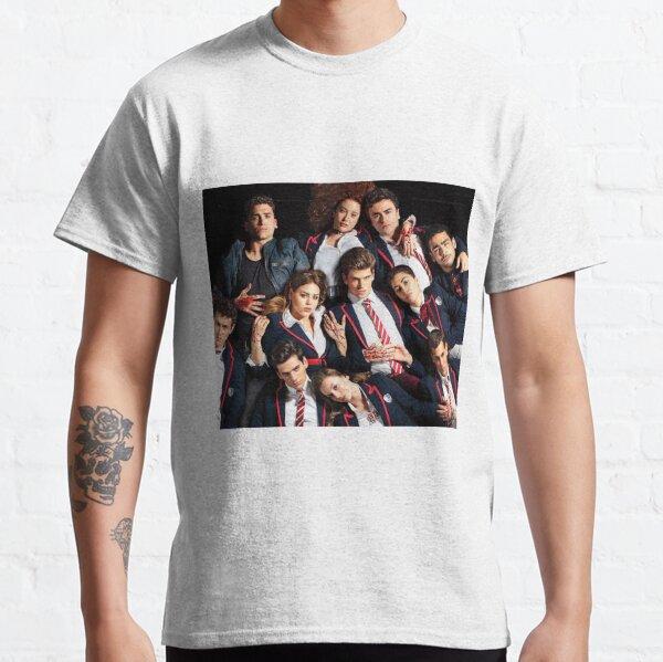 Serie Elite Netflix Camiseta clásica