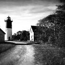 Nauset Light by Jeff Palm Photography