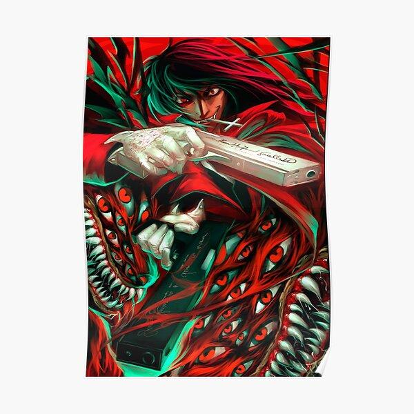 Hellsing Alucard Poster