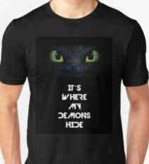 Imagine Dragons - Toothless Unisex T-Shirt