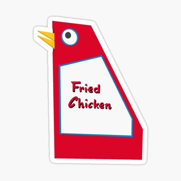 Atlanta - The Big Chicken Sticker