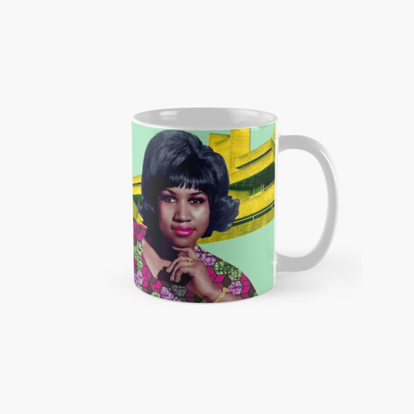 THE QUEEN OF SOUL Classic Mug