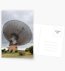 CSIRO Parkes Observatory • New South Wales • Australia  Postcards