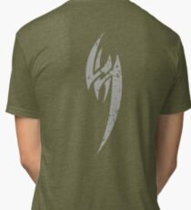 Devil Tri-blend T-Shirt