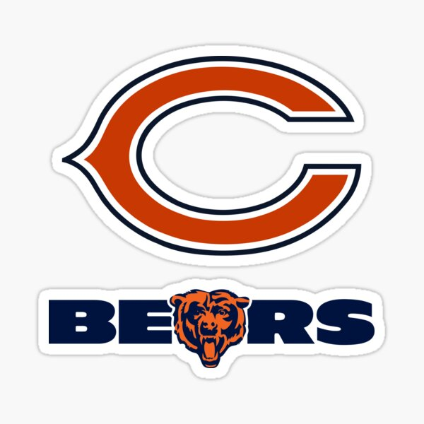 Best, Bears-Icon Sticker