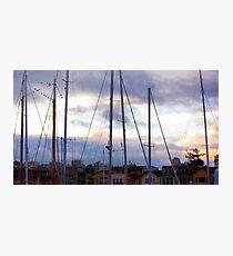 San Francisco Marina Photographic Print