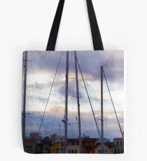 San Francisco Marina Tote Bag
