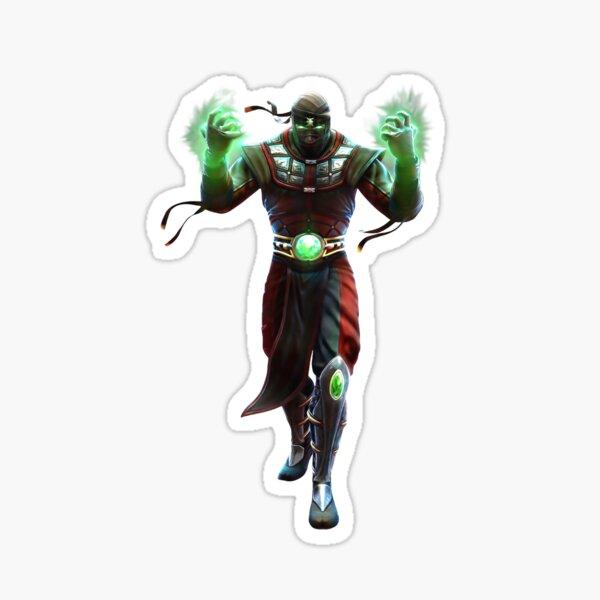 Mortal Kombat Body decals vintage tatouages