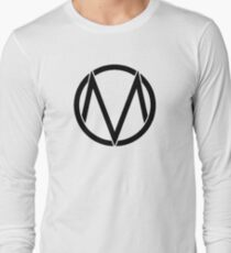 The maine - Band logo Long Sleeve T-Shirt