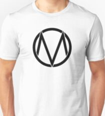 The maine - Band logo Unisex T-Shirt
