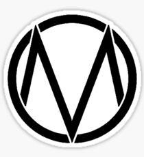 The maine - Band logo Sticker
