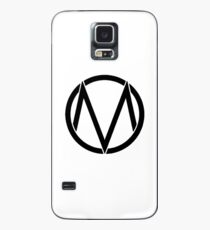 The maine - Band logo Case/Skin for Samsung Galaxy