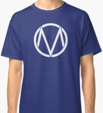 The Maine - Band  Logo White Classic T-Shirt