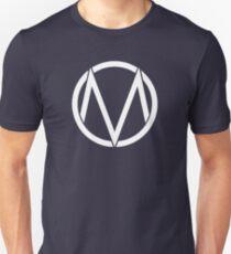 The Maine - Band  Logo White Unisex T-Shirt