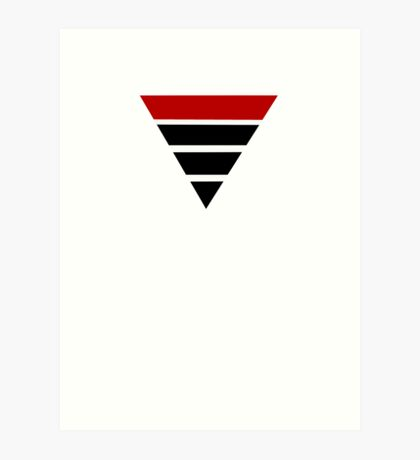 Kony 2012 Logo Art Print