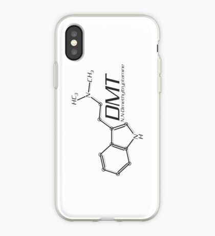 DMT Molecule iPhone Case