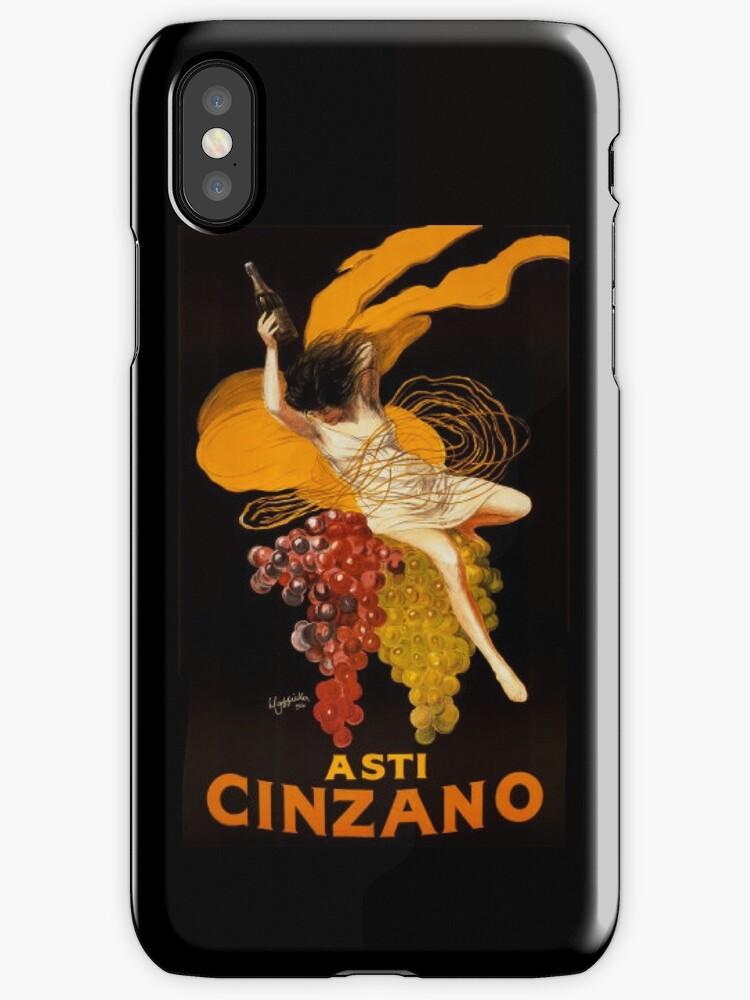 Cinzano by Ommik