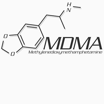 MDMA Molecule by Netherlabs