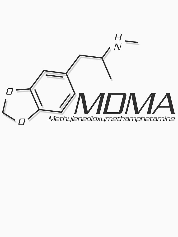 MDMA Molecule | Unisex T-Shirt