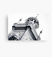 Forum Theatre Tower Canvas Print