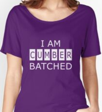 I AM CUMBERBATCHED Women's Relaxed Fit T-Shirt