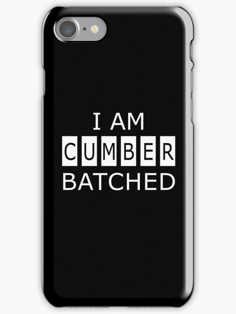 I AM CUMBERBATCHED by ikado