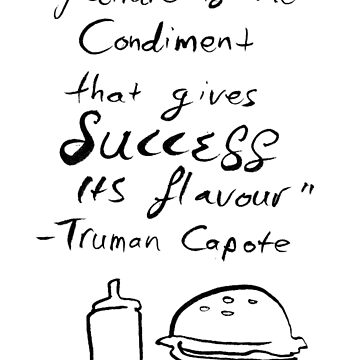 Tasty Success by GeeksWhoGo