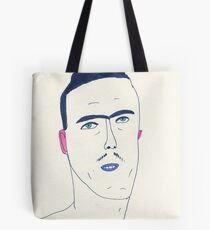 misterious Tote Bag