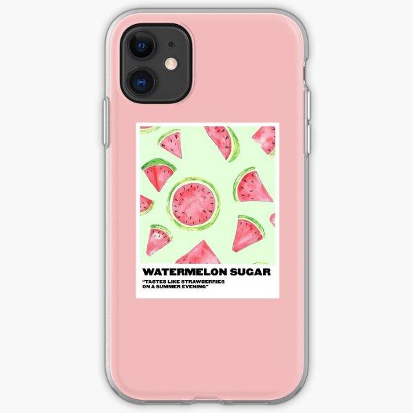 watermelon sugar polaroid iPhone Soft Case