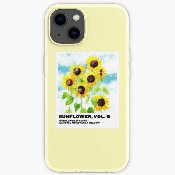 Sonnenblume iPhone Flexible Hülle