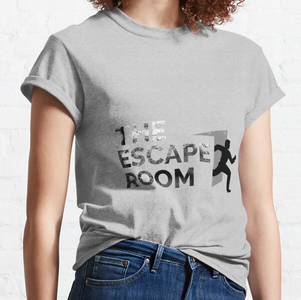 The Escape Room - Game Classic T-Shirt