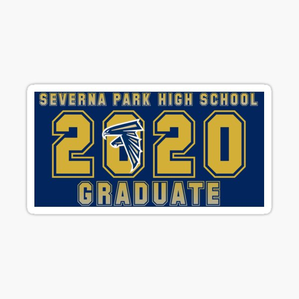 SPHS 2020 Graduate Sticker
