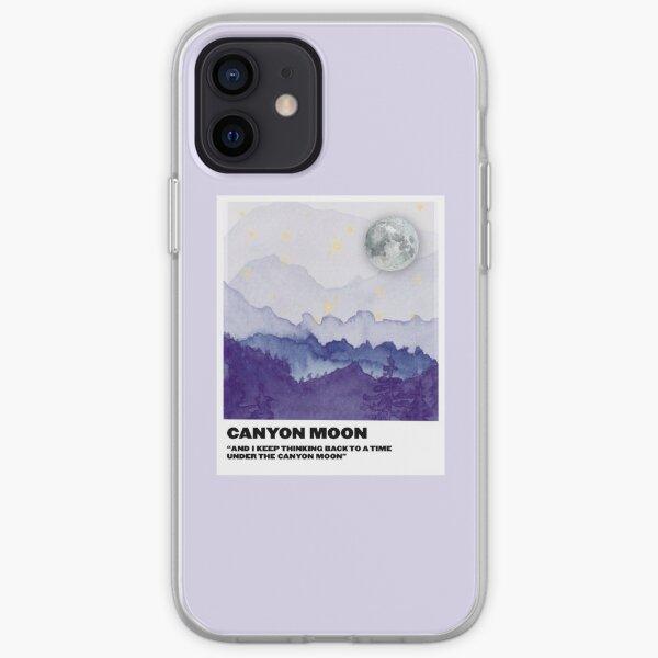 canyon moon polaroid iPhone Soft Case