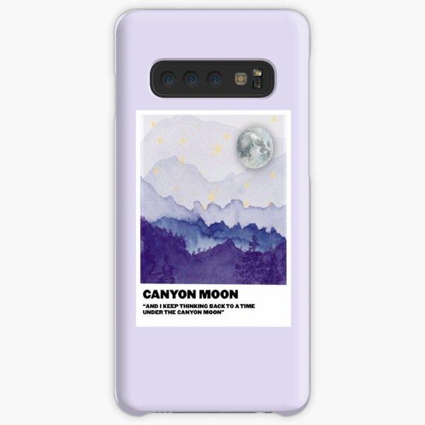 canyon moon polaroid Samsung Galaxy Snap Case