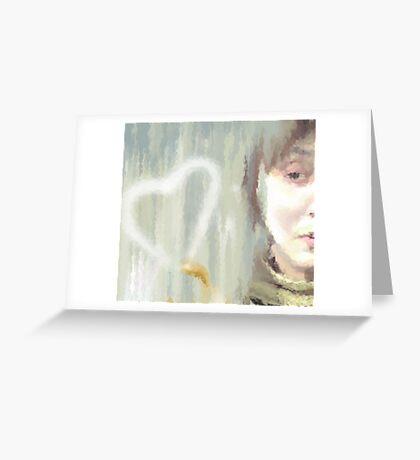 MELANCHOLY Greeting Card