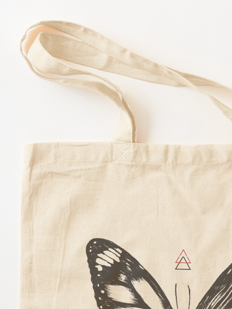 Alternate view of Delicate Existence Tote Bag