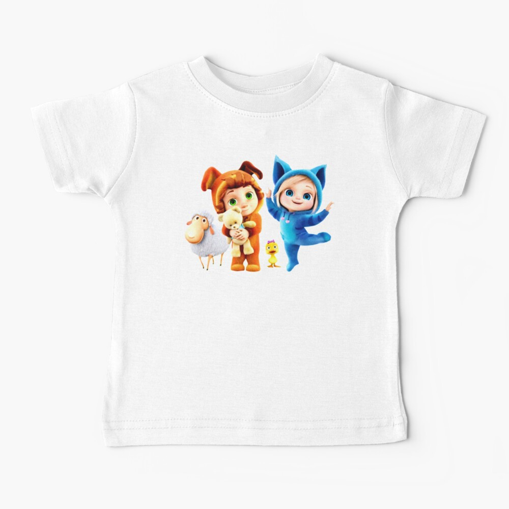 Ava and Dave baby Baby T-Shirt