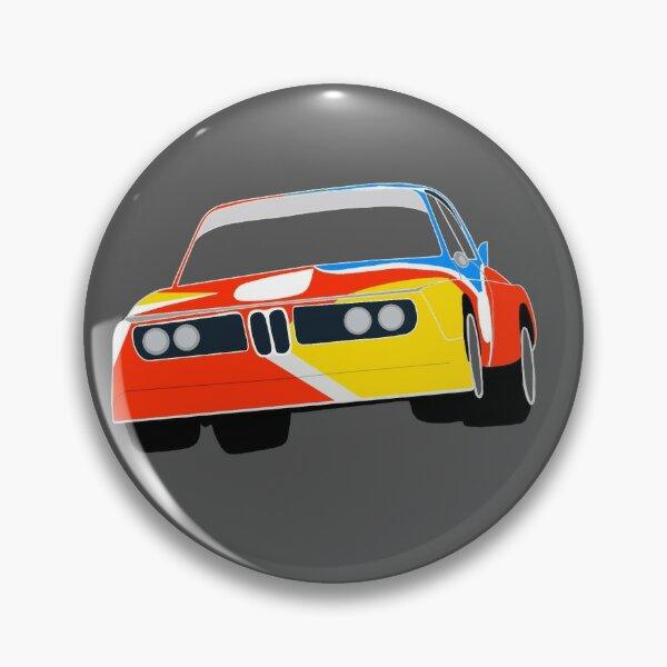 CSL Art Car Pin