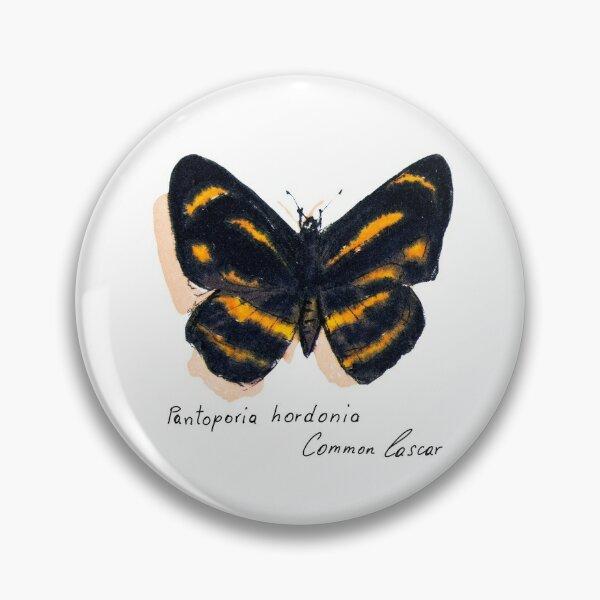 Schmetterling Common Lascar Button