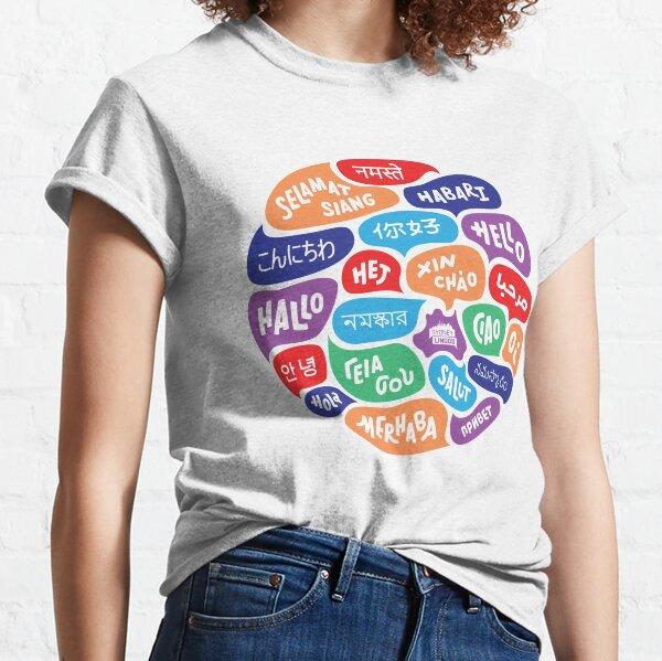 Hello! Sydney Lingos Classic T-Shirt