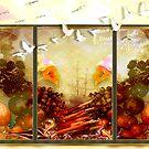 Wall_art_02 by Yvon van der Wijk
