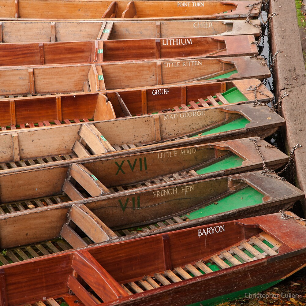 Punts by Christopher Cullen