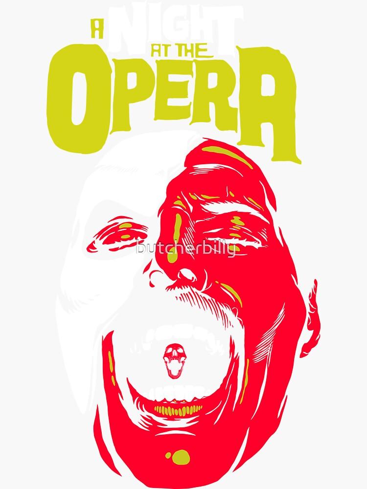 The Opera by butcherbilly