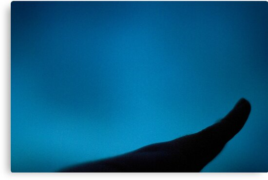 Hand In The Darkness by Bjarte Edvardsen