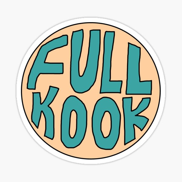 Full Kook Outer Banks on Netflix  Sticker