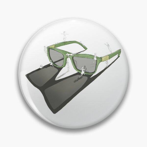 Ändere deinen Blickwinkel - Sonnenbrille Button