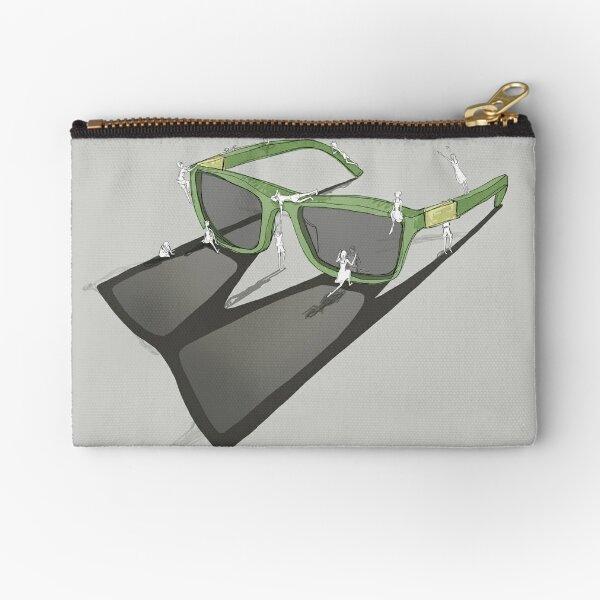 Ändere deinen Blickwinkel - Sonnenbrille Täschchen