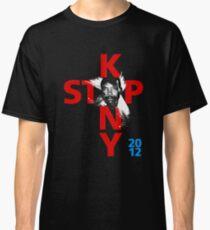 STOP KONY.3 2012 Classic T-Shirt