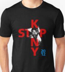 STOP KONY.3 2012 Unisex T-Shirt